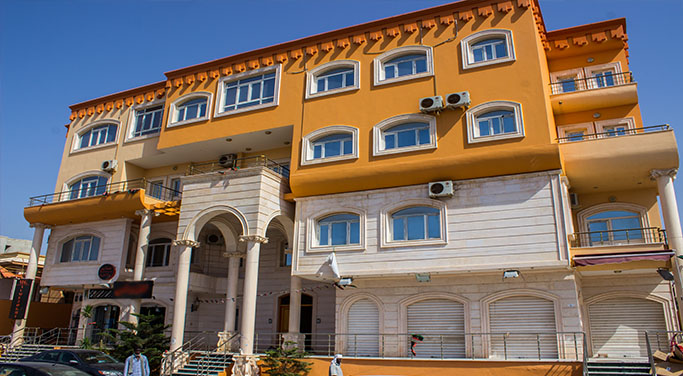 How to find a rental property in Libya?
